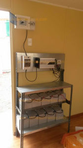 Home Use off Grid Solar PV Panel Energy Power System Kit pictures & photos