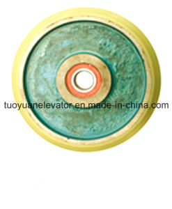 Hitachi High- Speed Guide Roller for Elevator Parts (TY-R004) pictures & photos