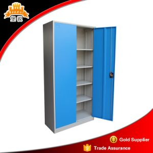 2017 China Swing Door Steel Office Filing Cabinet pictures & photos