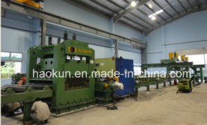 Slitting/Longitudinal Shearing Line Cut-to-Length Machine pictures & photos