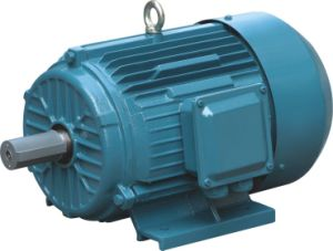4pole/2 Pole~3.3kw/4kw~Double Speed Motor pictures & photos