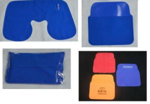 Competitive Price Inflatable U Shape Pillow Travel Pillow pictures & photos