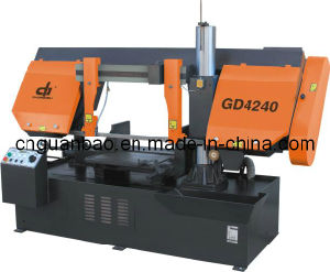 Double Column Band Saw Gantry Gd4240 pictures & photos