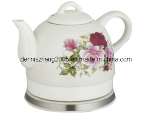 Electric Ceramic Kettle Cordless Water Boiler