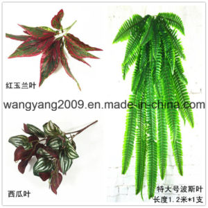 Artificial Fake Synthetic Leaves Branch pictures & photos