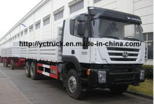 Hongyan Genlyon Full Trailer Truck