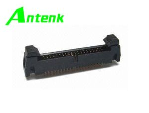 1.27mm Box Header with Latch Connector pictures & photos