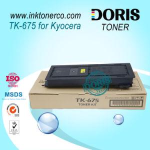 Compatible Premium Toner Cartridge Tk675 Tk-675 Copier Toner Kit for Kyocera Km 2540 2560 3040 3060 Taskalfa 300I pictures & photos