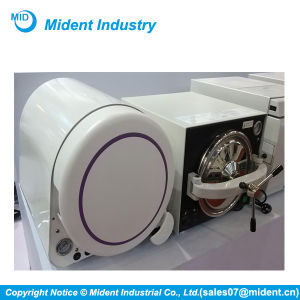 Portable 18L Autoclave Sterilizer Simple Style Mini Dental Autoclave pictures & photos