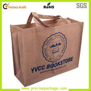 Top Quality Fashion Jute-Non Woven Shopping Bag