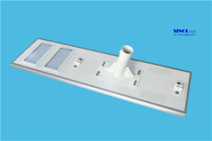 120W LED 150W PV Combined Lamparas Solares for Street Lighting (SNSTY-2120) pictures & photos