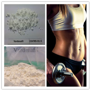 99% Raw Steroid Powder Vardenafil for Male Enhancement (CAS 224785-91-5)