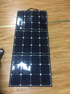 120W Sunpower Foldable Solar Charger for Camping pictures & photos