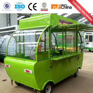 Colourful Designed New Food Cart for Sale pictures & photos