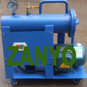 Portable Turbine Oil Filter/ Transformer Oil Filter/ Hydraulic Oil Filter/Lubricating Oil Filter Device Light Duty pictures & photos