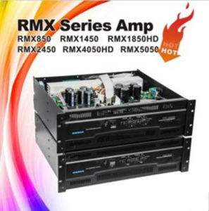 Rmx Series Stage Speaker Professional Audio Power Amplifier pictures & photos