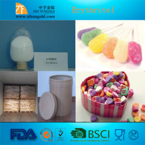 High Quality Sweetener Erythritol Bulk pictures & photos
