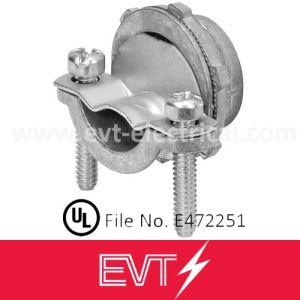 Zinc Clamp Connector for Flexible Conduit/Flexible Hose pictures & photos