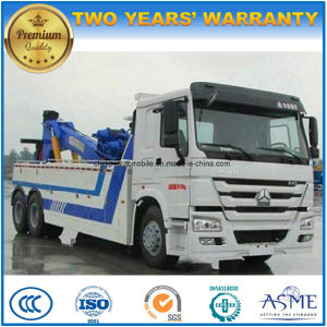 HOWO Heavy Duty Road Towing Trucks 25t Rescue Truck pictures & photos
