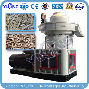 Vertical Yulong Wood Pellet Machine pictures & photos