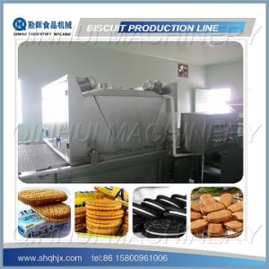Fully Automatic& Multifunctional Making Machinery for Biscuit pictures & photos
