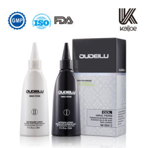 Oudeilu Low Ammonia Hair Cold Wave Perm Lotion for Salon Use pictures & photos