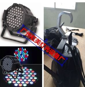 LED Lamp LED 18PCS*10W Aluminum Case 4in1 Full-Color PAR pictures & photos