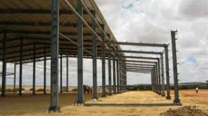 Low Cost Prefabricated Steel Building to Australia pictures & photos