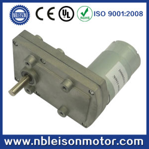 24V DC Motor with Gear Reduction, High Torque Low Rpm Motor pictures & photos