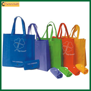 Wholesale Reusable Non Woven Shopping Bag (TP-FB147) pictures & photos