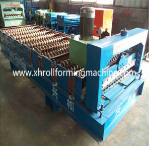 Galvanized Metal Roofing Sheet Roll Forming Machine pictures & photos