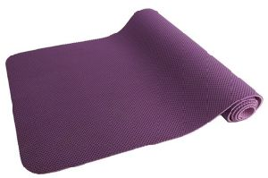 TPE Exercise Mats Set for Yoga Pilates pictures & photos