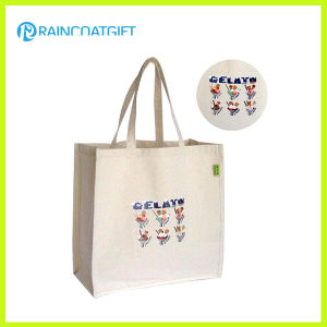 Simple Ecology Organic Cotton Super Duty Tote Bag - Natural/White pictures & photos