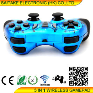 Wireless Li-Battery Gamepad (STK-WL2021PUP) pictures & photos