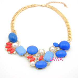 Colorful Lady Necklace Aw302