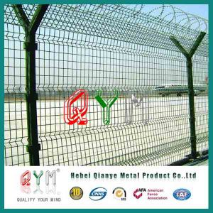 Welded Mesh Airport Fence/ Razor Barbed Wire Fence pictures & photos