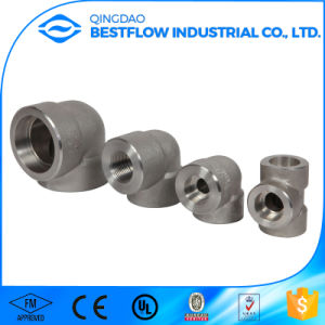 High Pressure Forged Steel Pipe Fitting pictures & photos