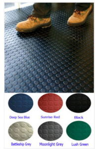 Color Industrial Rubber Sheet, Natural Rubber Roll, Rib Rubber Sheet pictures & photos
