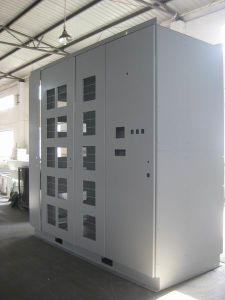 China Profession OEM Sheet Metal Cabinet pictures & photos