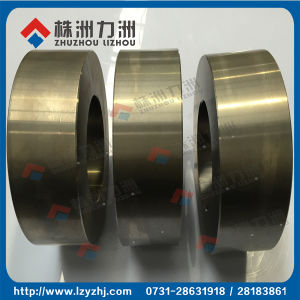 Tungsten Carbide Rings for Rolling Hot Steel Bars