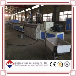 Wood Plastic Composite Wall Panel/PVC Ceiling Panel/Bamboo-Wood Fiber Wall Panel Production Line pictures & photos