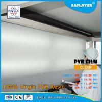 Milke White 0.38mm Thickness PVB Film for Building Glass pictures & photos