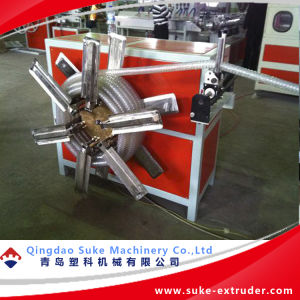 PVC Steel Wire Hose Extrusion Production Line pictures & photos