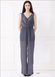 Hot Sell Elegent Fashion Style Jumpsuit for Women (C95035)