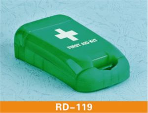 First Aid Boxes (RD-119) ABS/PP Material pictures & photos
