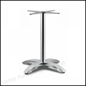 Restaurant Canteen Aluminum Dining Table Base (SP-ATL228) pictures & photos