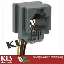 Wired Modular Jacks Rj11 Rj12 RJ45 (623K 616E 616W)