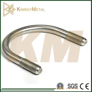 Stainless Steel U Bolt with Nut pictures & photos