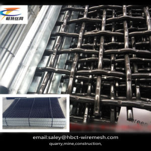 Woven/Crimped Wire Mesh for Mining pictures & photos