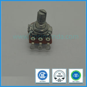 16mm Rotary Potentiometer B50k B100k for Audio Equipment pictures & photos